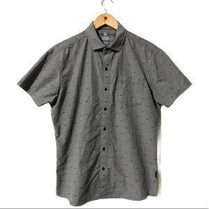 Kuhl Tapered Fit Button Down shirt size M